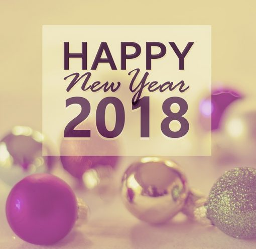 2018年 新年ご挨拶